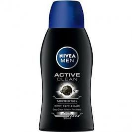 NIVEA MEN Active Clean mini 50 ml