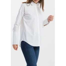 KOŠILE GANT O1. OVERSIZED BROADCLOTH SHIRT