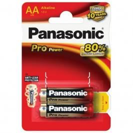 Panasonic Pro Power AA, 2 ks