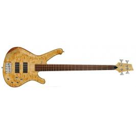 Sandberg Bullet Special Quilted Maple RW 5 a 6strunné
